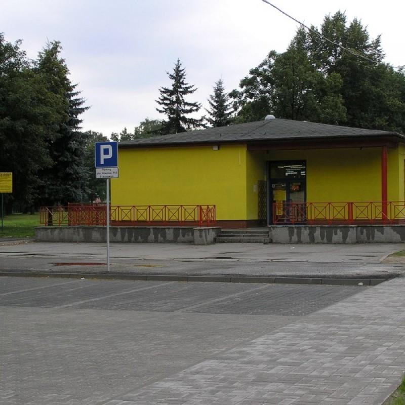 Sklep nr 2 Brzeszcze ul.Dworcowa 8